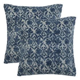 Mya Pillow - Indigo