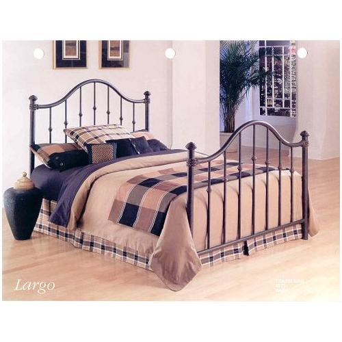 Trafalgar Metal Bed