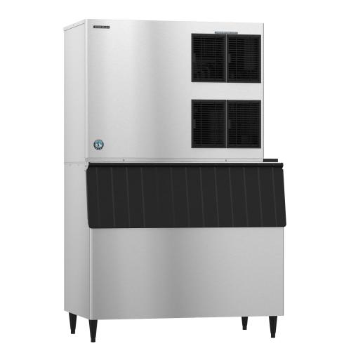 KM-1900SAJ3, Crescent Cuber Icemaker, Air-cooled, 3 Phase