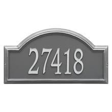 Providence Arch - Estate Wall - One Line - Pewter/Silver