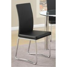 Augustine Dining Chair, Black