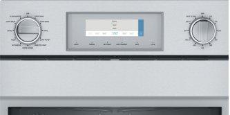 Single Wall Oven 30'' Door hinge: Right, Stainless steel POD301RW