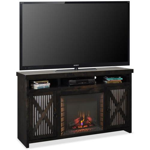 Jackson Hole Fireplace Console