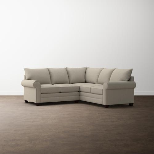 Fog Alexander Small L-Shaped Sectional