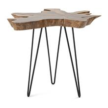 See Details - Teak Root Accent Table