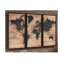 Pollyanna Wall Art Set (3/CN)