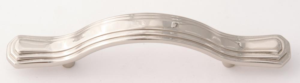 Geometric Pull A1516-3 - Polished Nickel