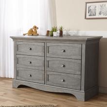 See Details - Ragusa Double Dresser