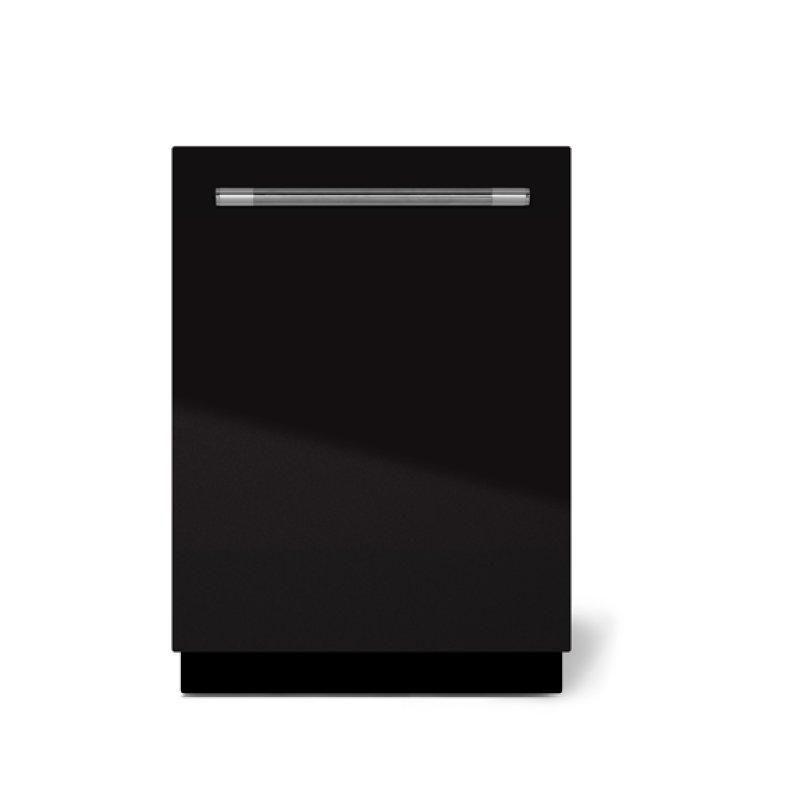 """AGA Mercury 24"""" Dishwasher, Gloss Black"""