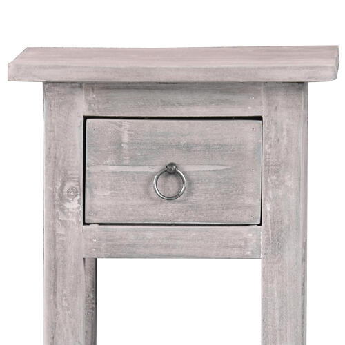 Side Table - Stonewall Gray