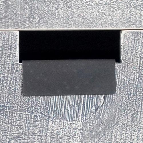 Gallery - Industrial 2-Door Accent Chest