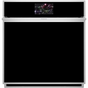 "MONOGRAMMonogram 27"" Smart Electric Convection Single Wall Oven Minimalist Collection"