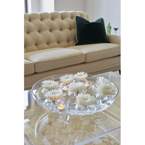 Floating Glass Disc Set S/12