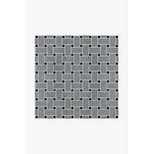 Luminaire 2cm x 4cm Basketweave Mosaic in St. Laurent
