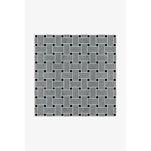 Luminaire 2cm x 4cm Basketweave Mosaic in Botticino
