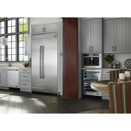 Jenn-Air® 42-Inch Built-In Side-by-Side Refrigerator