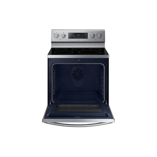 NE59M4320SS Electric Range with Fan Convection, 5.9 cu.ft.
