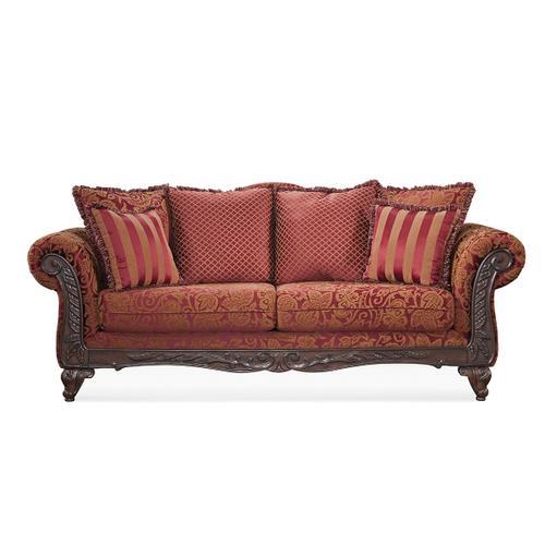 Hughes Furniture - 7650 Sofa
