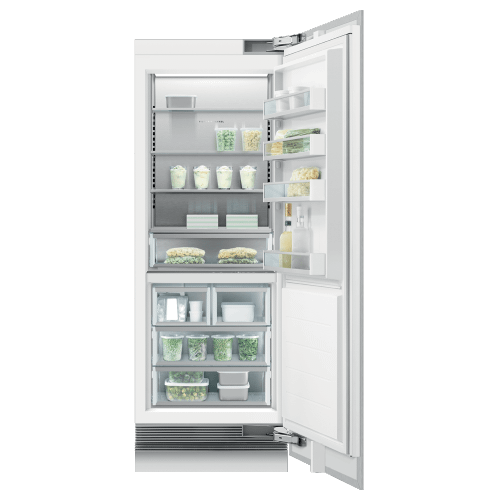 "Integrated Column Freezer, 30"", Ice"