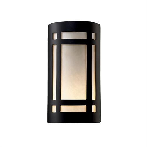 Large ADA Craftsman Window Wall Sconce