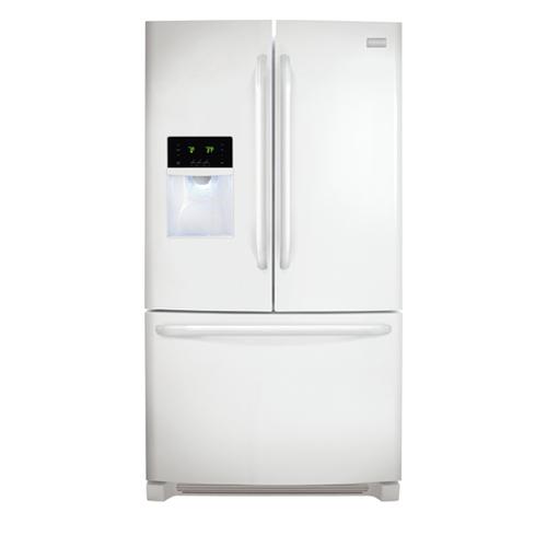 Frigidaire - Frigidaire 27.2 Cu. Ft. French Door Refrigerator