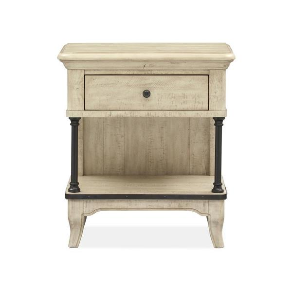 See Details - Open Nightstand (no touch lighting control)