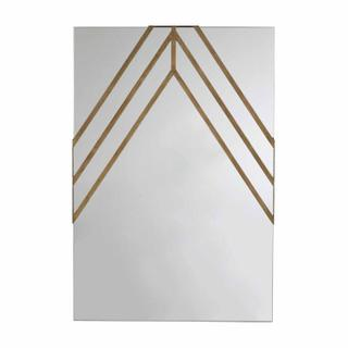 See Details - Hopkins Mirror- Champagne