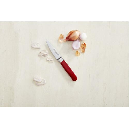 Classic Forged 3.5-Inch Candy Apple Red Paring Knife