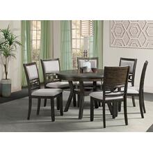 Amherst Dark Dining Set