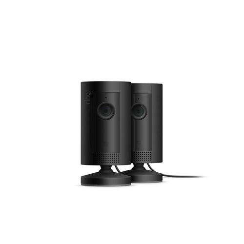 2-Pack Indoor Cam - Black