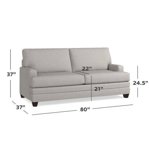 Bassett Furniture - Carolina Track Arm Queen Sleeper