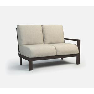 Left Arm Loveseat - Cushion
