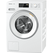 W1 Classic front-loading washing machine With CapDosing for intelligent laundry care.