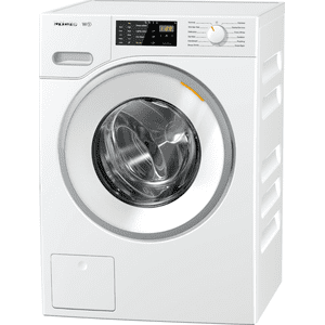 W1 Classic front-loading washing machine With CapDosing for intelligent laundry care. Product Image