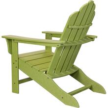 Hanover All-Weather Contoured Adirondack Chair - Lime, HVLNA10LI