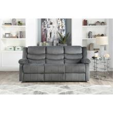 8017 Suede Sofa