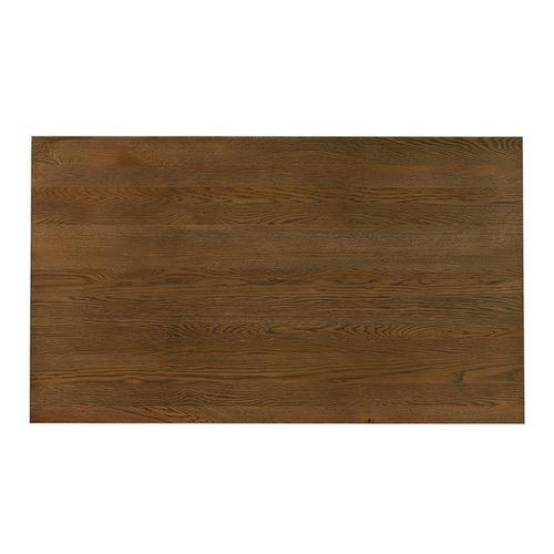 Bassett Furniture - Crossbuck Oak Dining Table