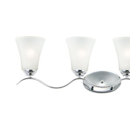 Vital 4-Light Bath Vanity