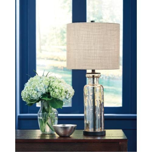 Laurentia Glass Table Lamp