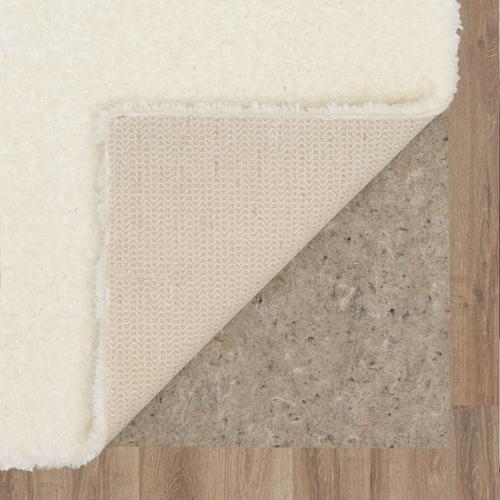 Couture Shag White Alyssum 2'x3' / Serge