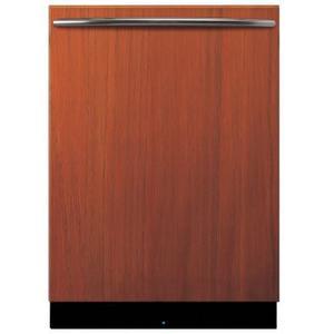 """24"""" Dishwasher w/Optional Virtuoso Panel - FDWU524 Custom Panel"""