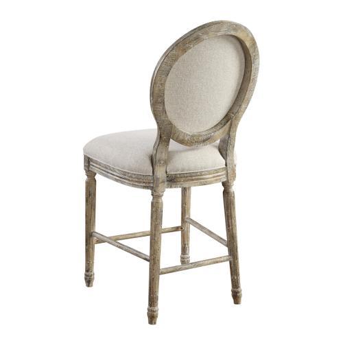 "Emerald Home Furnishings - 24"" Upholstered Bar Stool"