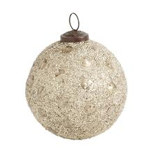 "Donner Ornament (Size:4"", Color:Gold)"