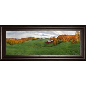"""Jenne Farm"" By Shelley Lake Framed Print Wall Art"