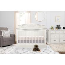 See Details - Warm White Durham 4-in-1 Convertible Crib -