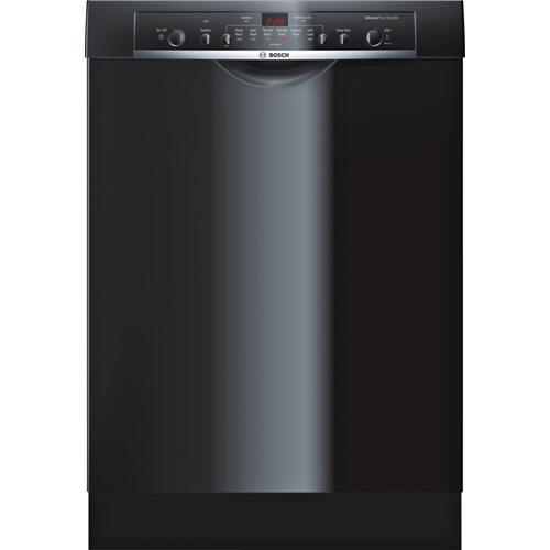 Ascenta® Dishwasher 24'' Black SHE3AR76UC