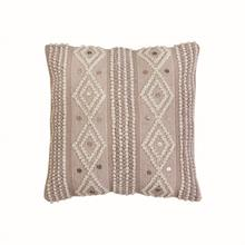Product Image - 18x18 Hand Woven Raine Beige Pillow