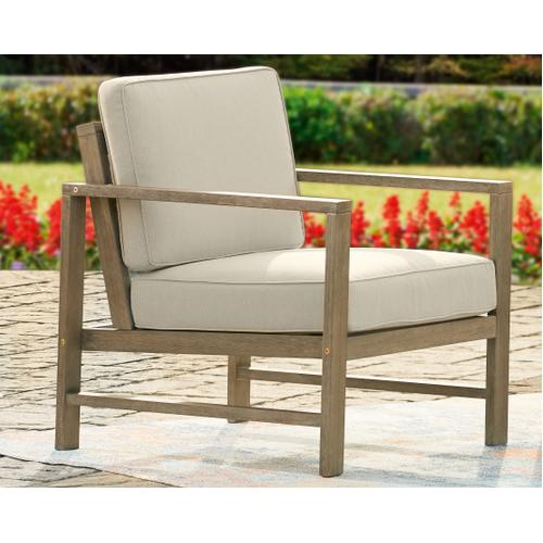 Signature Design By Ashley - Fynnegan Lounge Chair With Cushion