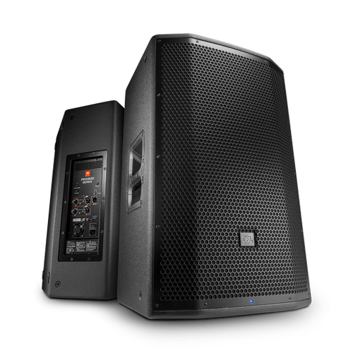 "JBL PRX815 15"" Two-Way Full-Range Main System/Floor Monitor with Wi-Fi"
