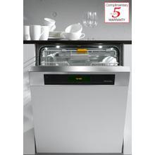 Integrated, Full-size Dishwasher